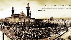 تصویر زیبا از حرم امام جواد (ع)