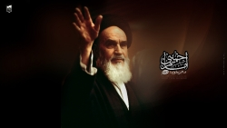 والپیپر امام خمینی با کیفیت بالا